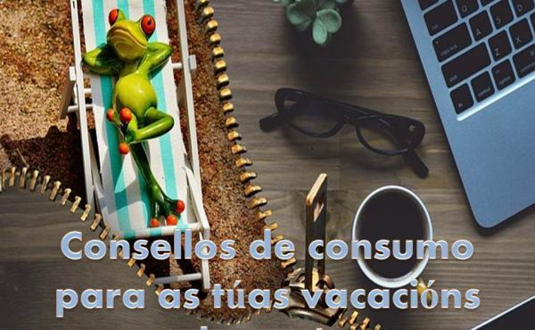 consellos vacacións verán