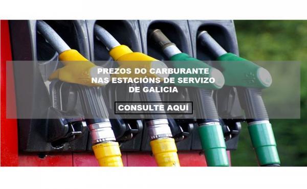 Consulta prezos carburantes
