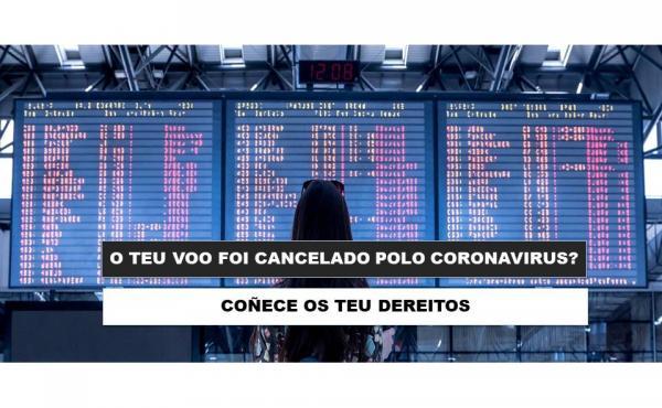 Incidencia en voos polo Coronavirus