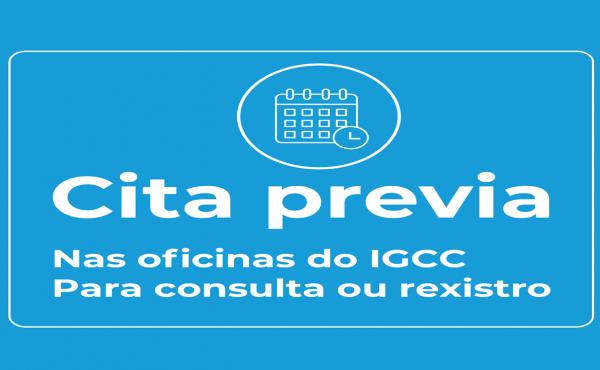 CITA PREVIA IGCC