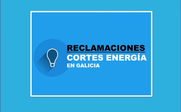 RECLAMACION CORTES ENERGIA ELECTRICA