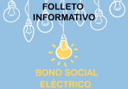 FOLLETO BONO SOCIAL ELÉCTRICO