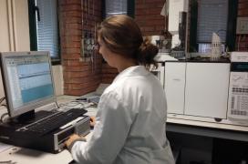 Prácticas profesionales en el LCG
