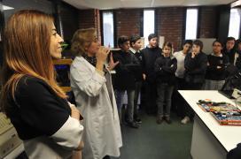 visita laboratorio