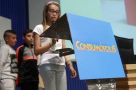Entrega de premios Consumopolis