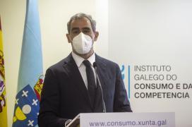 O Director do IGCC, Manuel Heredia, no Día Mundial dos Dereitos das  Persoas Consumidoras