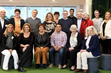 Miembros expertos técnicos del CEN TC 248 WG 20