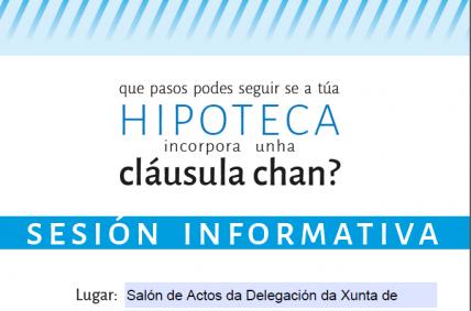 Xornada Cláusulas Chan Ourense