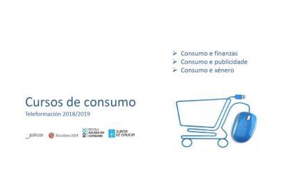 Cursos de consumo: finanzas, publicidade e xénero